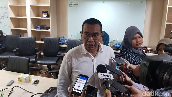 Staf Khusus Menteri BUMN Bidang Komunikasi Publik Arya Sinulingga