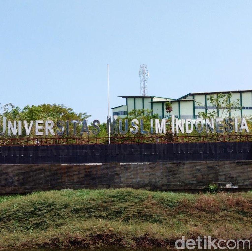 UMI Makassar Bantah Tersangka Penyerang AF Mahasiswa Teknik
