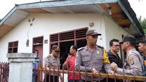 Rumah Terduga Pelaku Bom di Polrestabes Medan Disambangi Polisi
