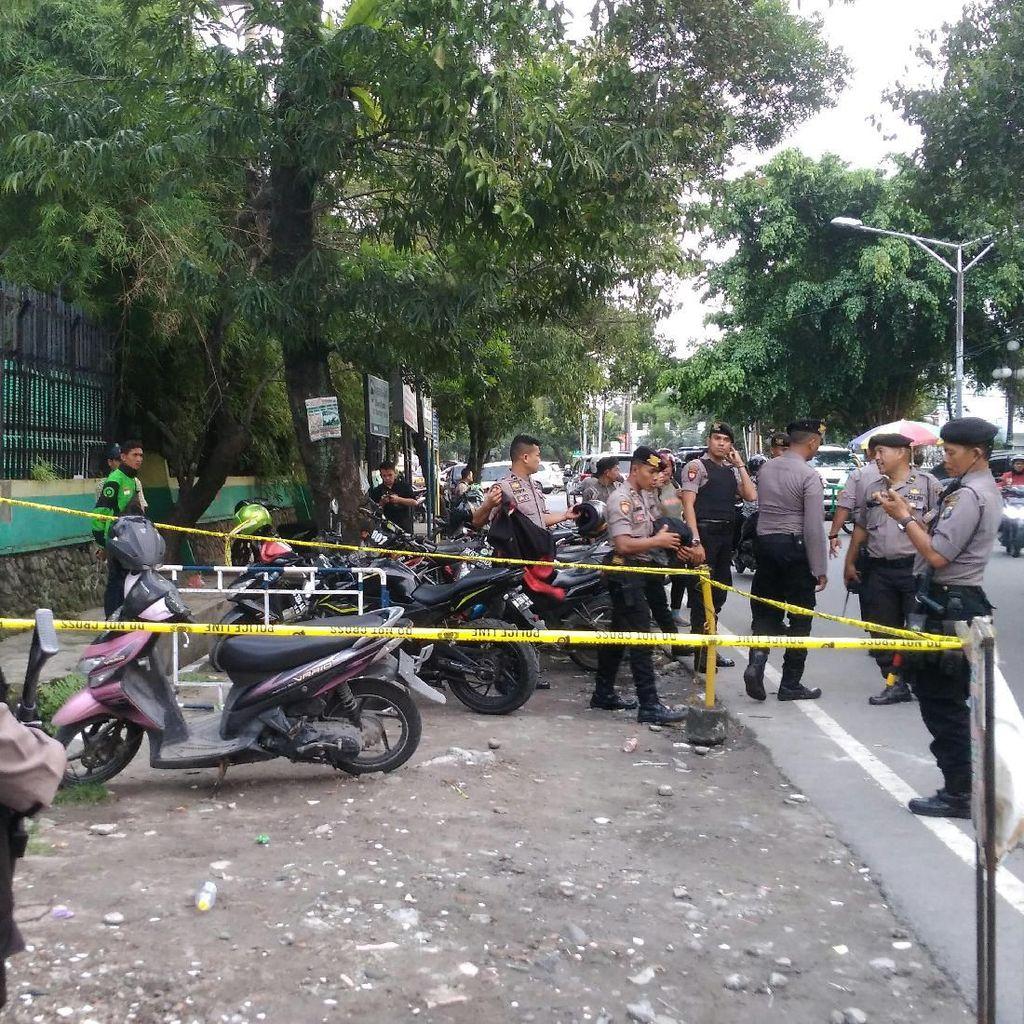 Istri Pelaku Bom Medan Ternyata Komunikasi dengan Napi soal Teror Bali