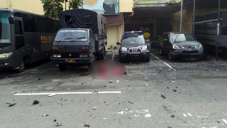 Bom Bunuh Diri di Medan, Program Deradikalisasi Diminta Jalan Terus