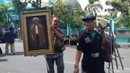 Kosongkan Gedung Astranawa, Juru Sita Turut Keluarkan Foto Pendiri NU