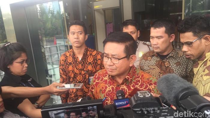 Direktur Utama (Dirut) PTPN X Dwi Satriyo Annurogo (Ibnu Hariyanto/detikcom)