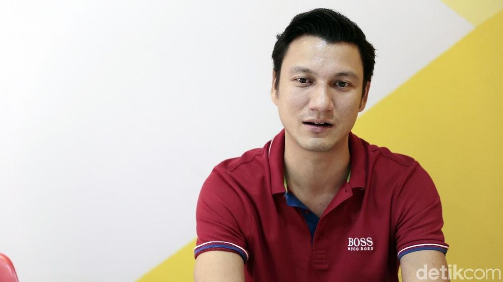 Anak Sudah Mau Masuk SD, Christian Sugiono Masih Cemaskan Corona