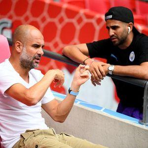 Riyad Mahrez Ketagihan Latihan dengan Guardiola
