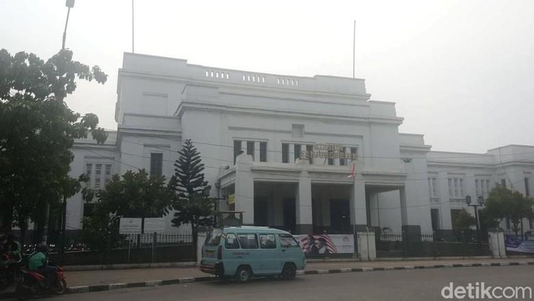Stasiun Tanjung Priok (Syanti Mustika/detikcom)