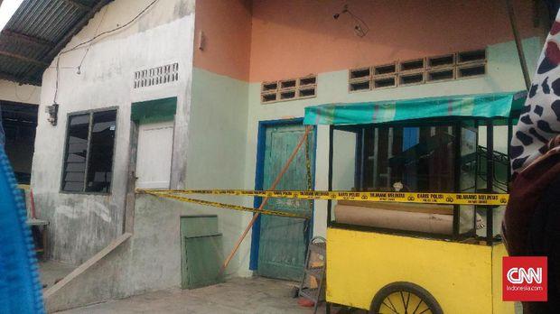 Kesaksian-kesaksian Tetangga Pelaku Bom Bunuh Diri Medan