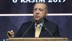 Erdogan Komentari Kematian George Floyd: Kami Akan Memantau Masalah Ini