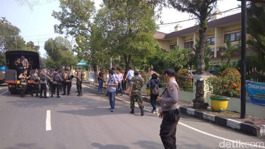 Awas! Jangan Sebar Foto Potongan Tubuh Pelaku Bom Bunuh Diri Medan