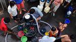 Krisis Air Bersih di Jakarta Timur