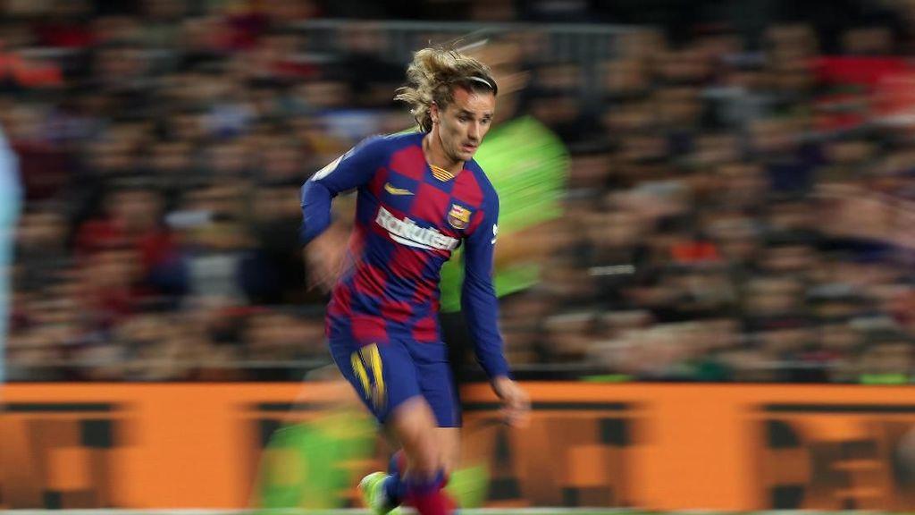 Griezmann Butuh Waktu untuk Memahami Posisi Bermainnya di Barcelona