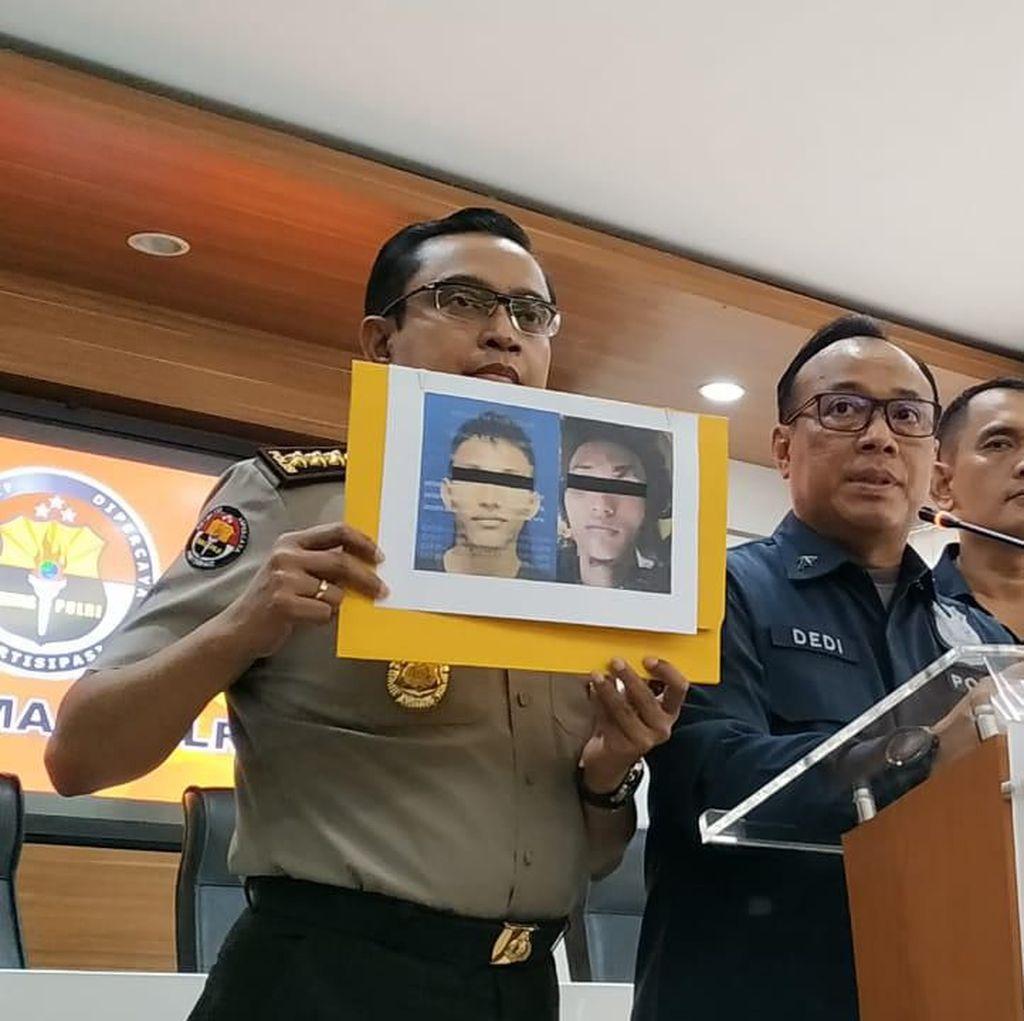 Material Bom Bunuh Diri di Polrestabes Medan: Pelat Besi Hingga Paku