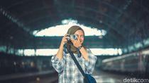 Stasiun Instagramable di Utara Jakarta yang Asyik buat Foto-foto