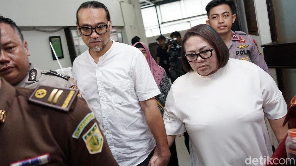 Seperti Nunung, Suami Juga Divonis Rehabilitasi 1,5 Tahun
