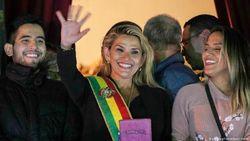 Jeanine Anez Deklarasikan Diri sebagai Presiden Interim Bolivia