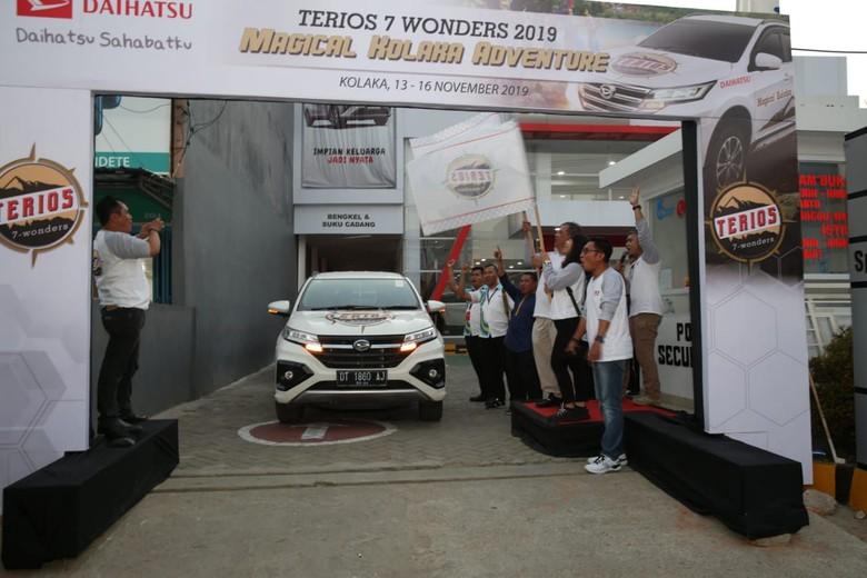 Daihatsu Terios  7 Wonder Kolaka Sulawesi Tenggara Foto: Daihatsu