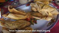 Mampir ke Pati, Ganjar Pranowo Cicip Emplek-emplek hingga Nasi Gandul