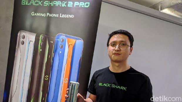 Cara Black Shark Hadapi Persaingan Keras Smartphone di Indonesia
