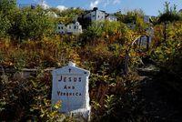 Kisah 'Tanah Suci' yang Menyeramkan