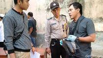 Kebakaran Meja Arsip Kantor Korpri Klaten, Tim Labfor Turun Tangan