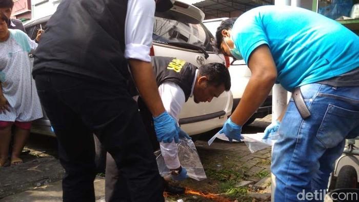 Bom bunuh diri di Polrestabes Medan. Foto: Datuk Haris Molana
