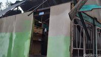 Puluhan Rumah di Banyuasin Sumsel Rusak Diterjang Angin Kencang