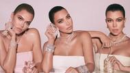 Promosi Parfum, Kardashian Bersaudari Pakai Perhiasan Berlian Rp 422 Miliar