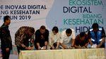 Menkes Terawan Dukung Inovasi Digital di Bidang Kesehatan