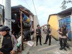 Polisi Datangi Lokasi Diduga Tempat Rakit Bom Medan di Belawan
