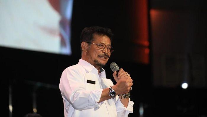 Mentan Syahrul Yasin Limpo/Foto: Puspen Kemendagri