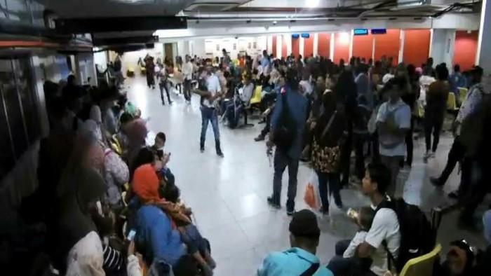 Foto: Antre paspor di KBRI Kuala Lumpur (ist)