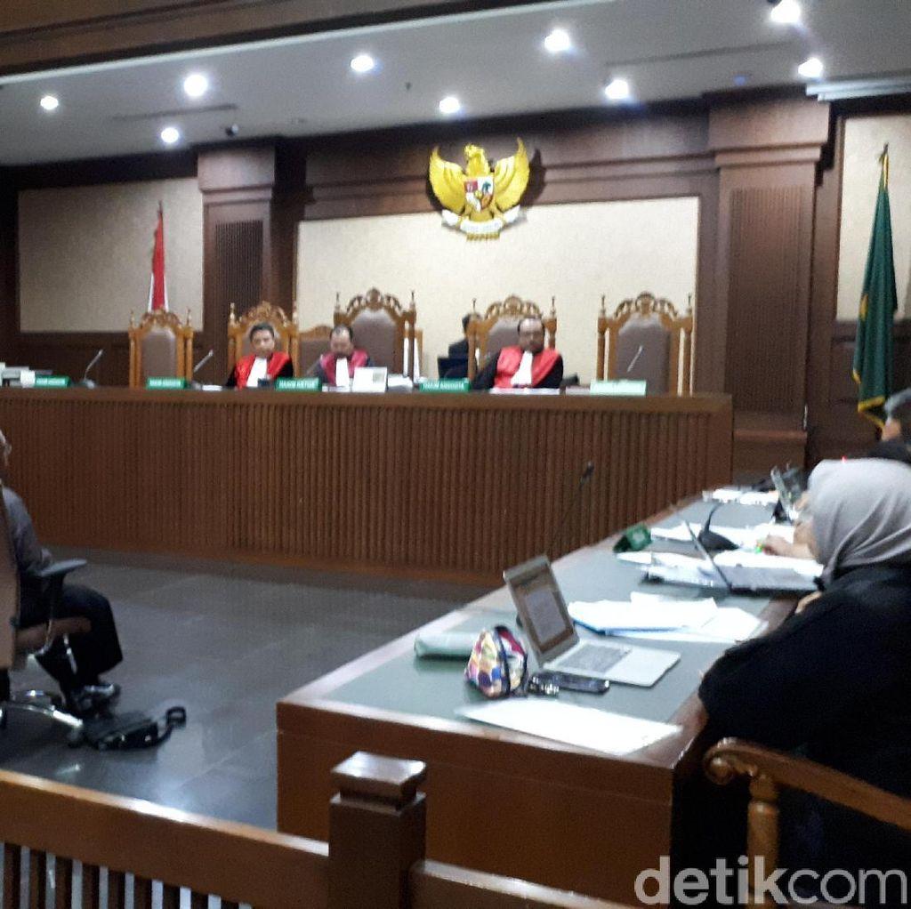 Jaksa KPK Cecar Saksi soal Siapa Bayar Kamar Hotel Rommy Saat OTT