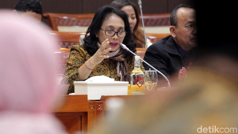 Menteri PPA Bahas Kelanjutan RUU P-KS Bareng Komisi VIII DPR