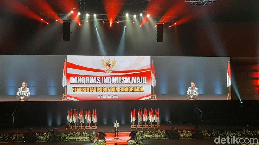 Jokowi: Yang Berkaitan Kebijakan Jangan Dikriminalisasi!
