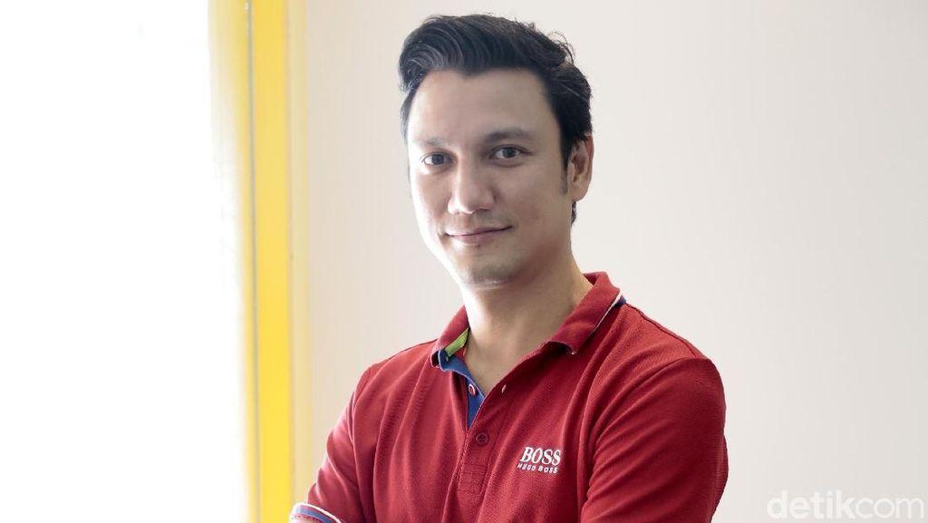 Christian Sugiono Ungkap Artis Tak Gampang Bangun Bisnis