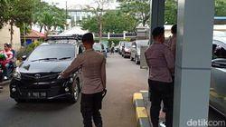 Pasca Ledakan Bom di Polrestabes Medan, Akses Masuk Polda Metro Diperketat