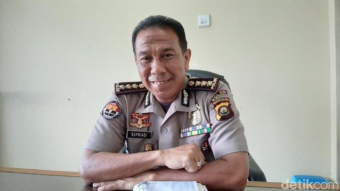 Foto: Raja Adil Siregar-detikcom/Kabid Humas Polda Sumsel, Kombes Supriadi