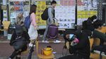Hong Kong di Ambang Kehancuran Total