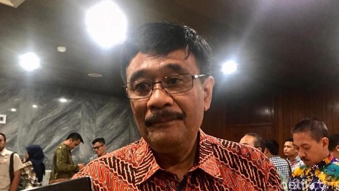Djarot Saiful Hidayat (Mochammad Zhacky/detikcom)