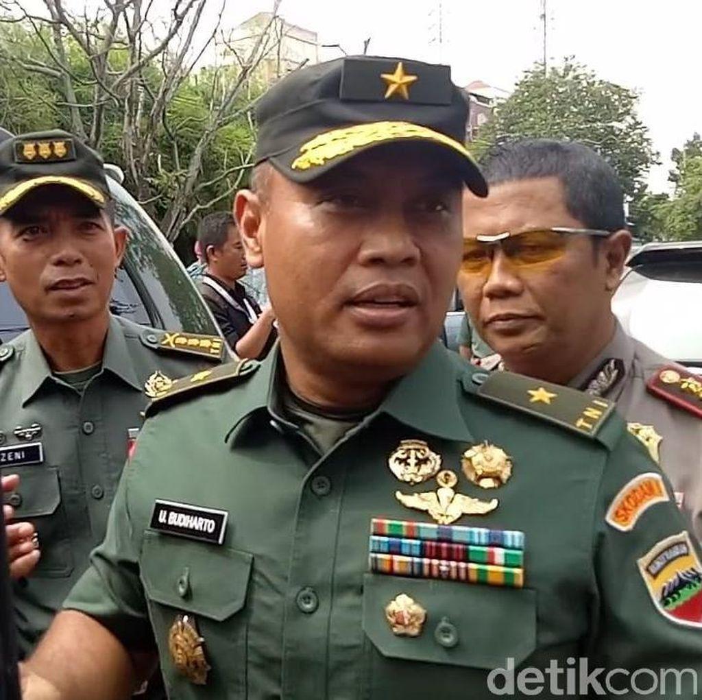 Bom Bunuh Diri di Polrestabes Medan, Kodam BB Bantu Pengamanan