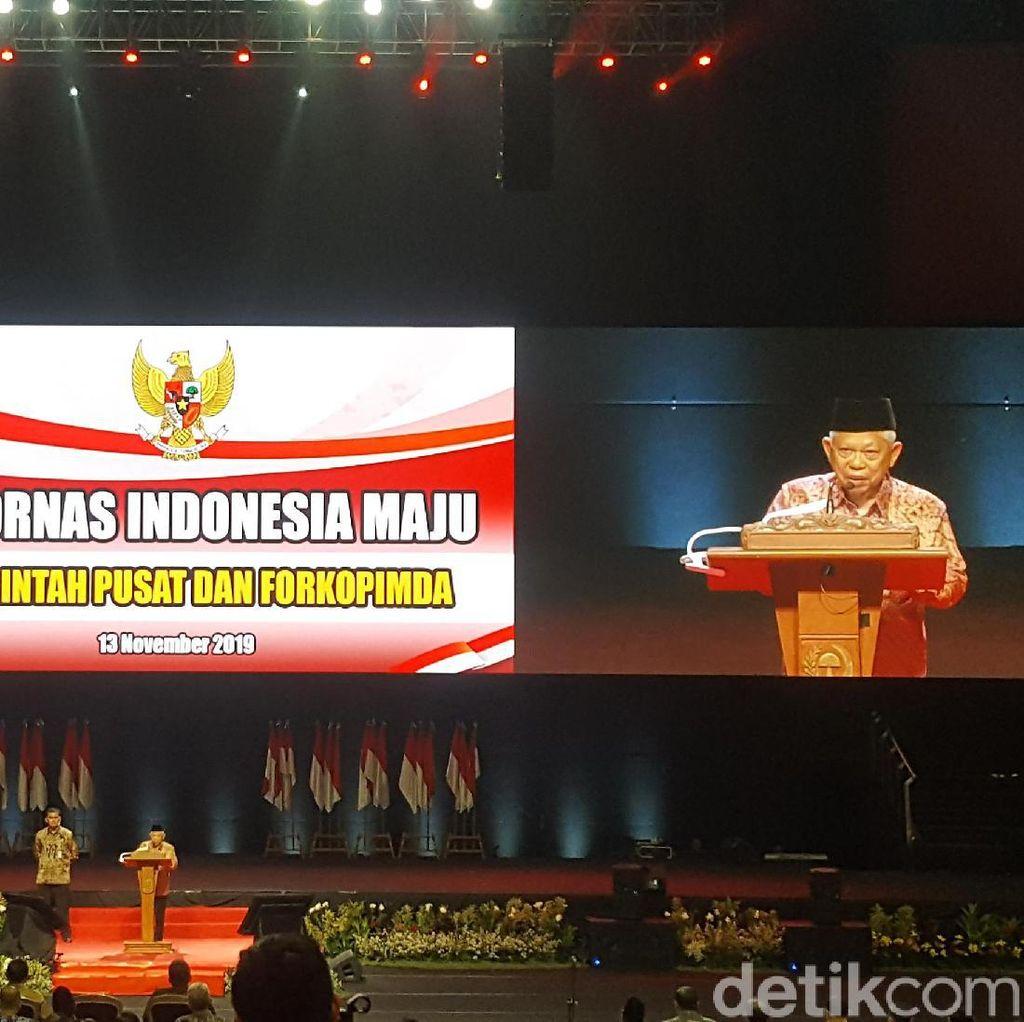 Maruf ke Kepala Daerah: Lanjutkan Reformasi Sampai ke Jantung Birokrasi
