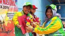 Jatim Juara Umum Pekan Paralympic Pelajar Nasional 2019