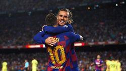 Griezmann Terus Mencoba Memahami Messi