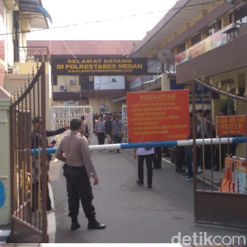 Pelaku Bom Bunuh Diri di Polrestabes Medan Tewas