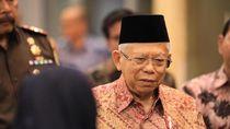 Maruf Amin Jadi Hakim Masa Depan Ahok
