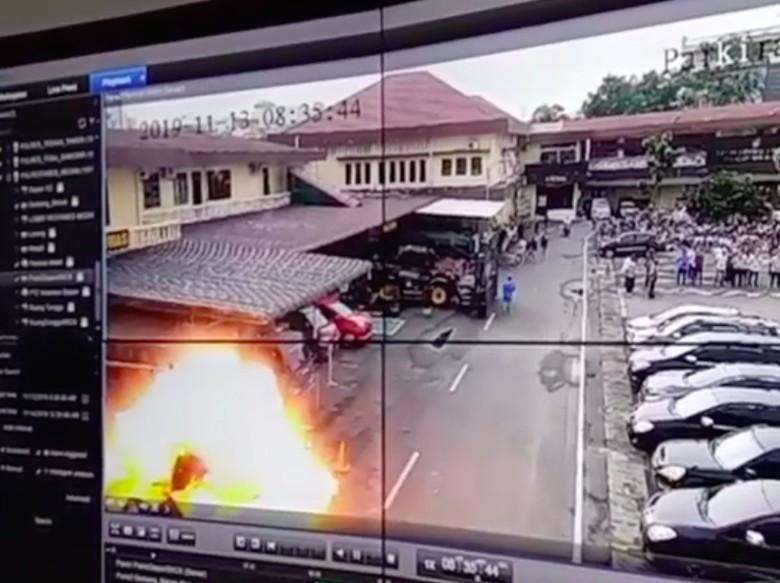 7 Fakta Bom Medan, dari Identitas Pelaku hingga Jumlah Korban
