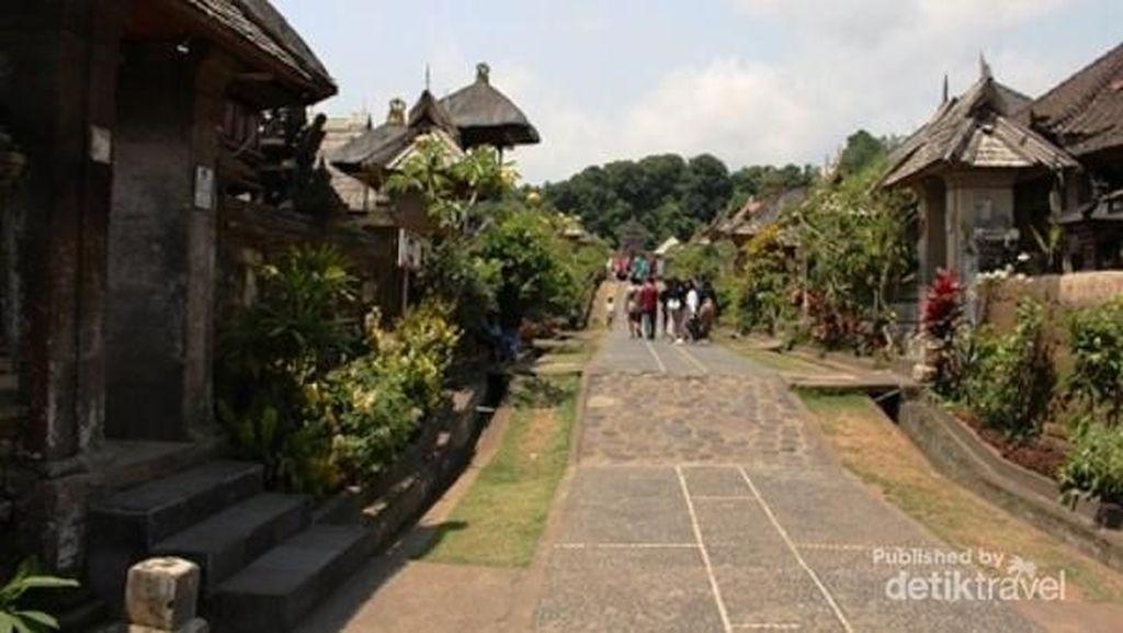 Yuk Lihat Lagi Desa Adat Terbersih Bali yang Memesona