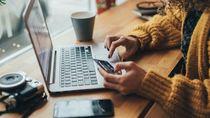 Kecanduan Belanja Online Disebut Tanda Gangguan Mental