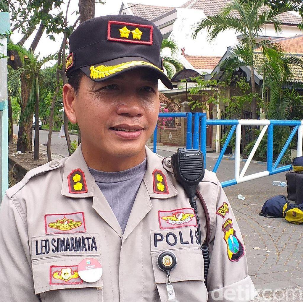 Surabaya Aman, Polisi Minta Warga Lapor Jika Ada yang Mencurigakan