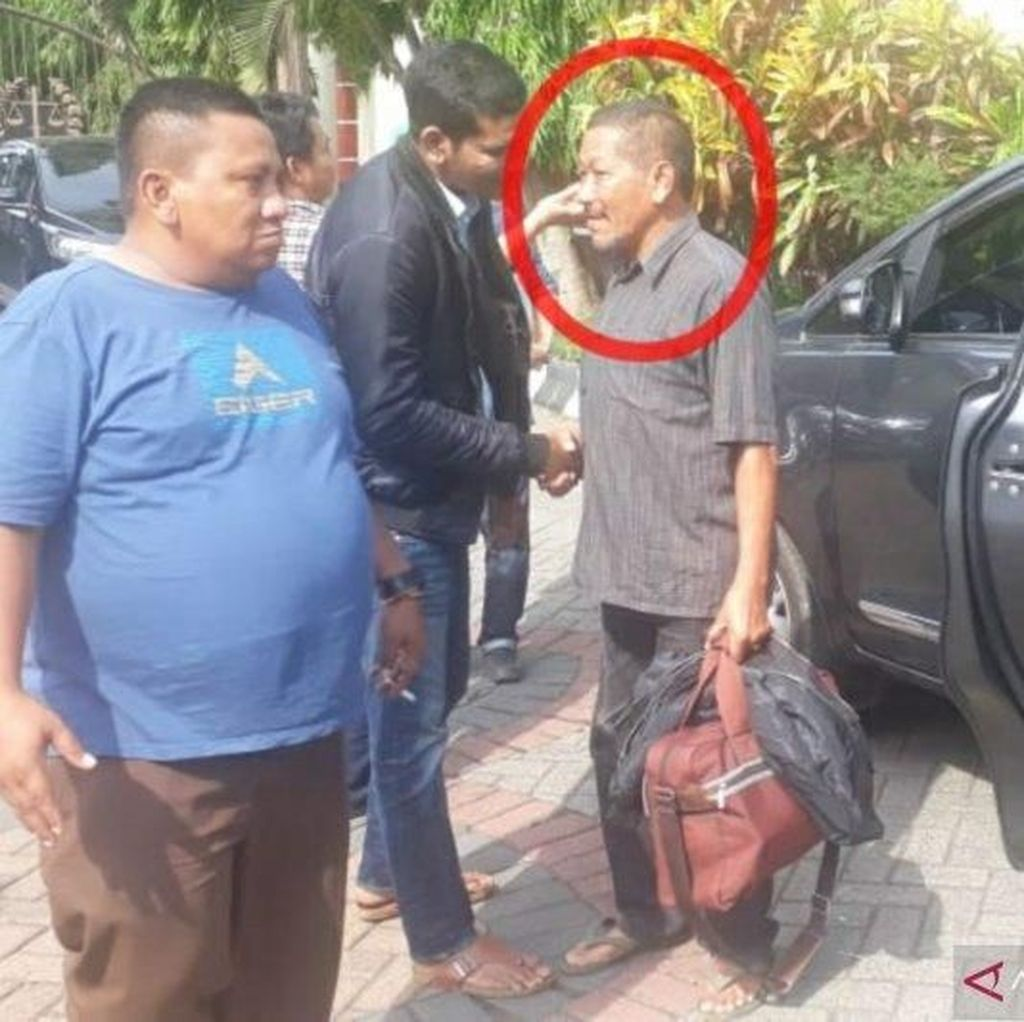11 Tahun Buron, Koruptor BBM Bersubsidi Dibekuk di Malang